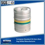 Standard europeo 50 litri di birra in fornitore esperto del barile