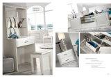 Conjunto de dormitorio simple de 2016 diseños del europeo para el hogar (LB-007)