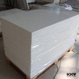 strati di superficie solidi del polimero bianco dei Ciao-Mackintosh di 6mm