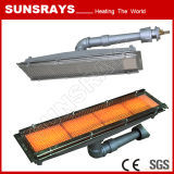 Ugello del riscaldatore a gas per la riga di rivestimento della polvere