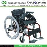 منافس من الوزن الخفيف يطوي [بورتبل] [إلكتريك بوور] كرسيّ ذو عجلات