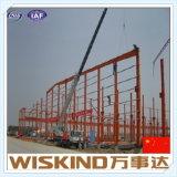 Wiskind 조립식 가옥 Q235 Q345 고품질 강철 작업장 프레임