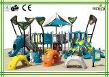 高品質LLDPE材料の子供のためのSandbeachの海の航行様式の屋外の運動場