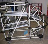 Junta del metal del eslabón giratorio para Rackes