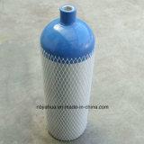 Cilindro de oxigênio de alumínio quente da venda 2L