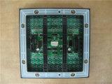 Módulo impermeável ao ar livre da tela de indicador do diodo emissor de luz da cor P10 cheia