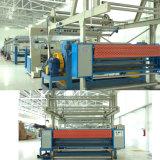 熱設定の機械装置ファブリック仕上げ機械