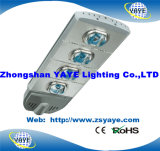 Yayeのセリウム及びRoHS Warranty 3 Years 90W LED Street Lightsの90W LEDの庭Light IP65