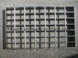 Grating do aço inoxidável dos Ss 304/316