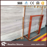平板のためのギリシャの磨かれた白い木の大理石の平板かタイルまたはフロアーリング