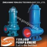 Pompe de sous-marin d'eaux d'égout de Yonjou