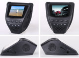"""2k極度のHD 2.0 """" LCD表示車のブラックボックス車DVR"""
