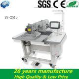 Computergesteuerte automatisches elektronisches Muster-industrielle lederne Nähmaschine