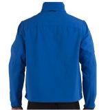 도매 남자 스포츠용 잠바 Detactable 소매를 가진 방수 Softshell 재킷