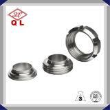 Unión sanitaria del varón del estruendo del acero inoxidable 316L del SUS 304
