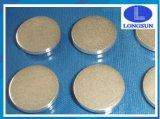 Contact électrique de tungstène argenté pour le rupteur d'allumage