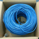305m/Box 1000FT RoHS/Fluke Pass UTP/FTP/SFTP Network Cable Highquality UTP Cat5e LAN Cable