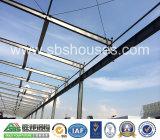 Fábrica prefabricada del taller del almacén de la estructura de acero