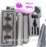 Inserção de empacotamento da espuma da caixa de ferramentas de EVA da absorção de choque do corte de máquina do CNC
