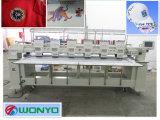 Машина вышивки боковины из цветного каучука головки 9 или 12 High Speed 6 для вышивки одежд 3D плоской тенниски законченный (WY906C/WY1206C)