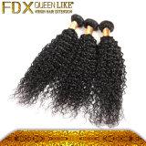 最もよいペルーに人間の毛髪の卸売のウェブサイトのアフリカのカールの毛の編むこと