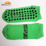 Non yoga Pilates Grips Cotton di Slip Skid per Women Sock