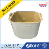 De hete Kokende Pot van het Keukengerei van het Aluminium van de Verkoop met Teflon