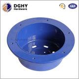 CNC алюминия и нержавеющей стали высокой точности части изготовленный на заказ поворачивая