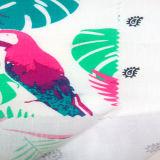 Tela impresa alineada de lino de Hometextile de la ropa del algodón