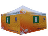 Foldable機能のテントを広告するPVCファブリック