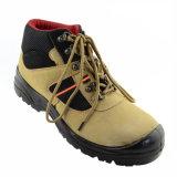 Защитной Ce En20 345 кожаный ноги ботинок безопасности Зашнурованных-вверх работой (UG-198)
