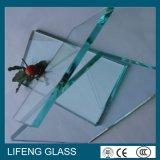 Verre Tempered pour l'horloge de mur en verre