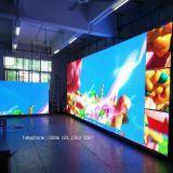 Etapa usar la visualización de LED de interior a todo color de la pared P6