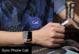 Montres bon marché en gros de téléphone cellulaire de Bluetooth d'écran tactile (ELTSSBJ-4-17)