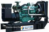 комплект генератора Yuchai резервной силы 150kVA 120kw промышленный тепловозный