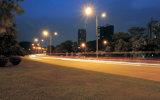 60W zonne LEIDENE Straatlantaarn voor Openlucht Zonne Lichte Hoge Efficiency