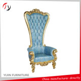 Le Roi de décoration antique manuel classique Sofa Throne Chair (KC-04)