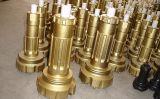Steinbohrgerät-Maschine hinunter die Loch-Hammer-Bits für die mittleren u. Hochdruckhammer