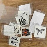Tatuaje temporal de encargo para los cabritos, etiqueta engomada de encargo del tatuaje
