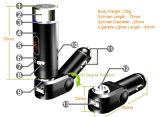 Sustentação do transmissor do carregador FM de Bluetooth do carro do transmissor da transmissão de FM Handsfree e cartão do TF (FM28B)