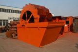Tipo lavadora del compartimiento del precio de fuente de la fabricación de la arena