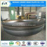 2: 1 protezione capa semi ellittica del tubo del grande diametro