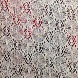 Merletto del tessuto del vestito dal merletto/indumento del merletto/del Crochet del cotone testo fisso del merletto