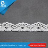 Strickende elastische Spitze-Ausdehnungs-Trikot-Spitze