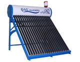 2014年の非圧力をかけられた太陽給湯装置