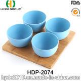 Verschiedene Farben-biodegradierbare Bambusfaser-Filterglocke (HDP-2074)