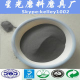 Granular de alta temperatura de carburo de silicio crisol de cerámica refractaria para