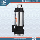Einstufiges 1HP Submersible Trinkwasser Pump mit Float