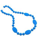 Шкентели ожерелья Teether силикона еды нянчя ожерелье