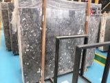 Het natuurlijke Rokerige Grijze Marmer van de Steen voor Countertop/de Decoratie van de Bouw